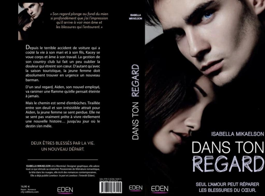 Dans ton regard (Pandorica) réédité chez City Éditions 81472010