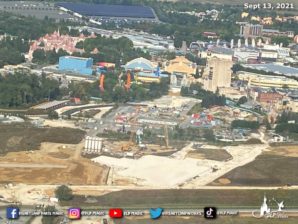 Extension du Parc Walt Disney Studios avec nouvelles zones autour d'un lac (2022-2025) - Page 14 24138811