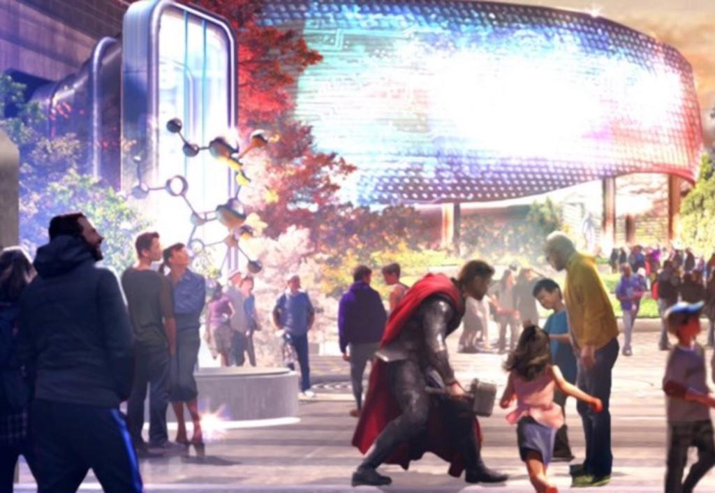 [Parc Walt Disney Studios] Nouvelle zone Marvel (2020 ou 2021) - Page 13 586e6f10