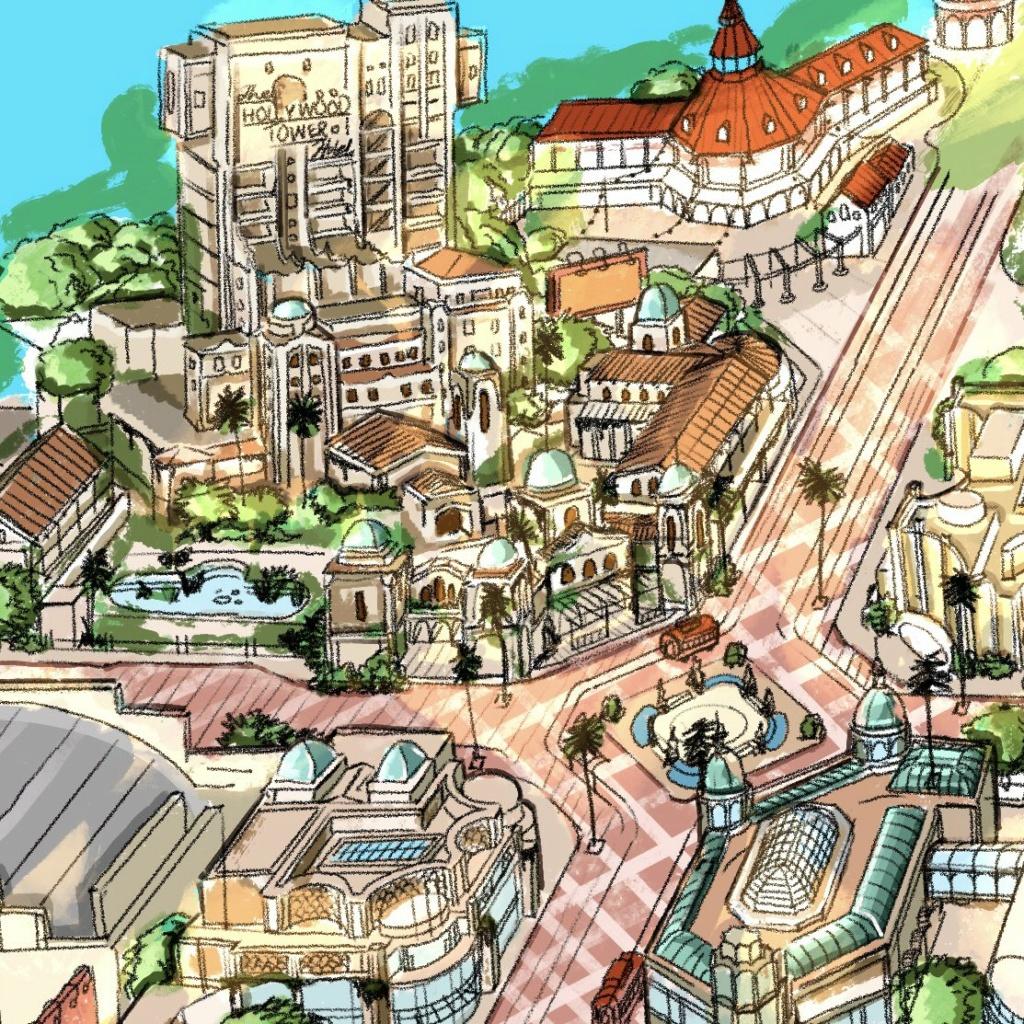 Extension du Parc Walt Disney Studios avec nouvelles zones autour d'un lac (2022-2025) - Page 20 Ehnktb11