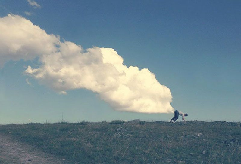 Dans le cloud. Cloud10
