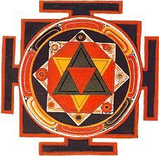 Symboles ou emblèmes des religions Yantra10