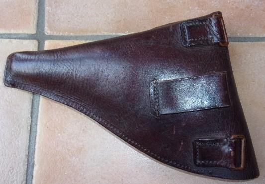Etui de pistolet (?) - vendu 202_1339
