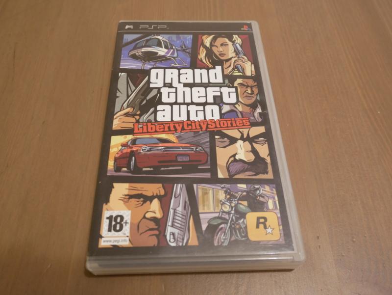 [VDS] GTA Liberty city Stories et GTA Vice City Stories PSP P1040717