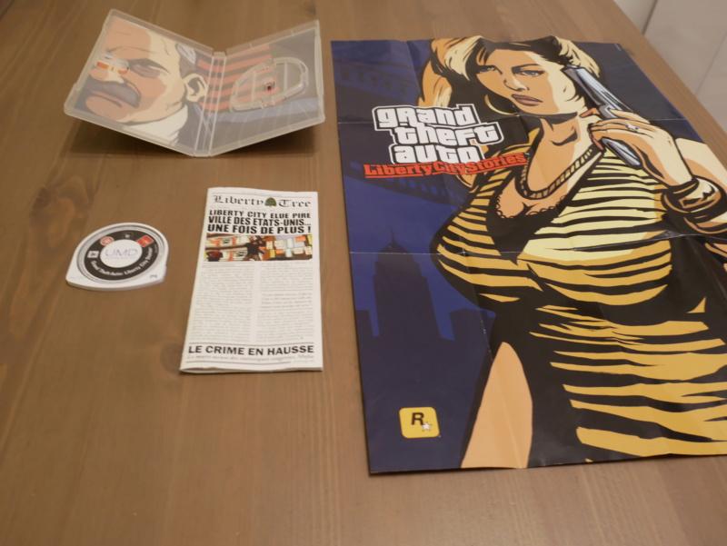 [VDS] GTA Liberty city Stories et GTA Vice City Stories PSP P1040719