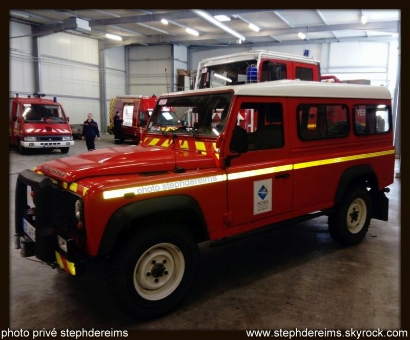 Portes ouvertes sapeurs-pompiers VERTUS 218