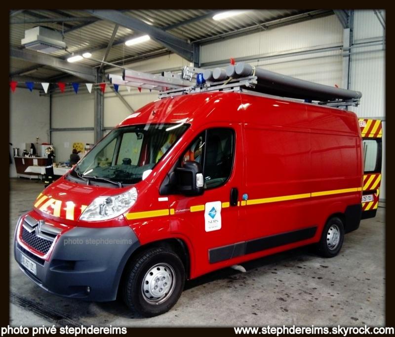 Portes ouvertes sapeurs-pompiers VERTUS 219
