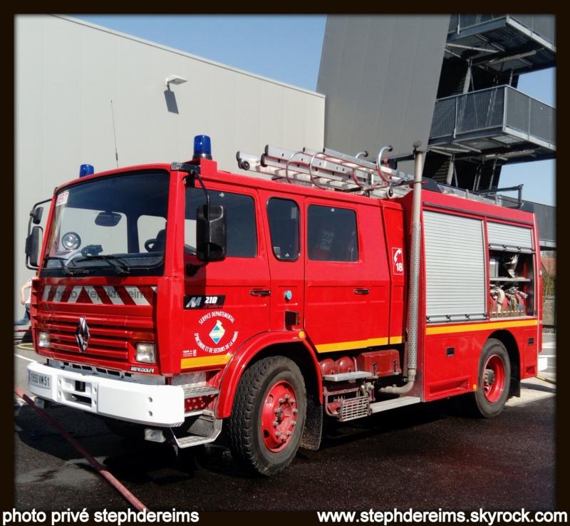 Portes ouvertes sapeurs-pompiers VERTUS 223