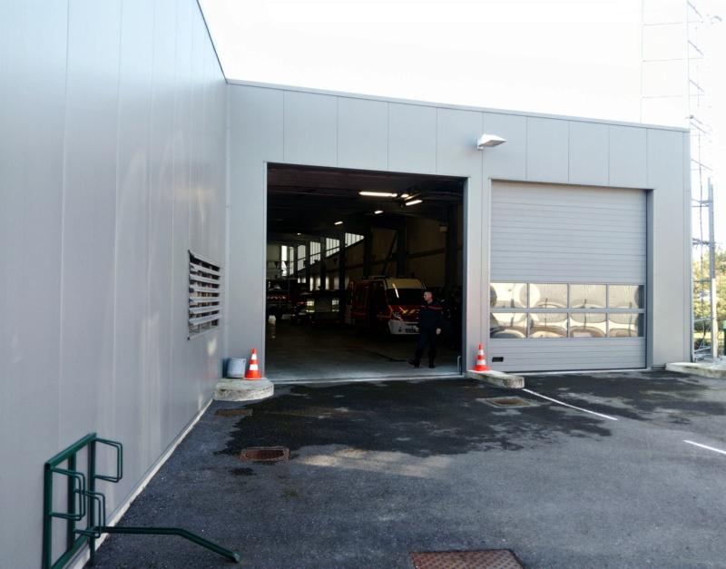 Portes ouvertes sapeurs-pompiers VERTUS 313