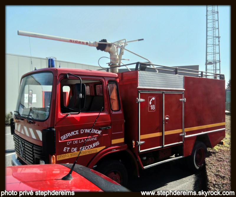 Portes ouvertes sapeurs-pompiers VERTUS 315