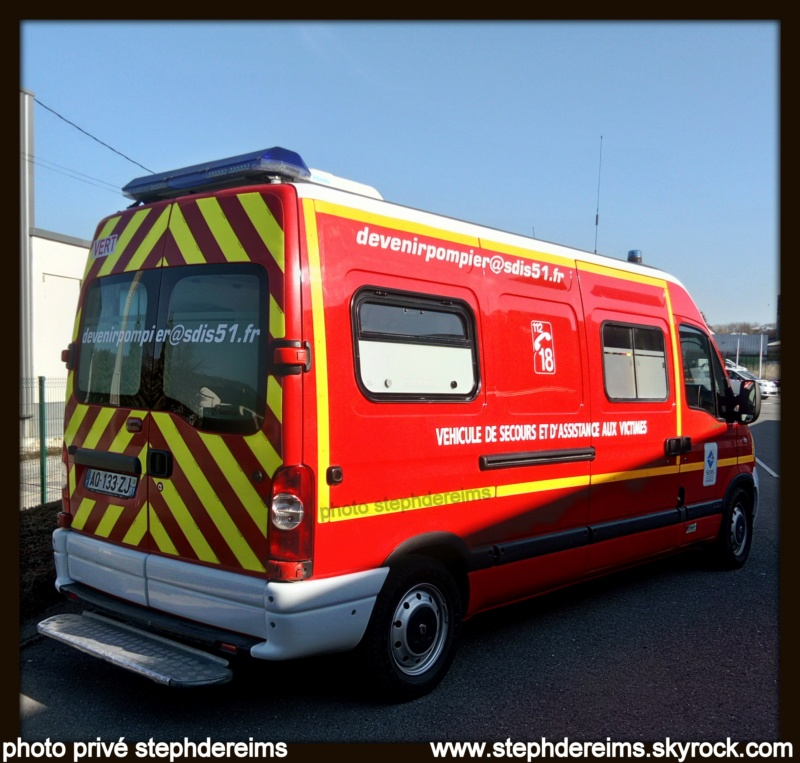 Portes ouvertes sapeurs-pompiers VERTUS 612