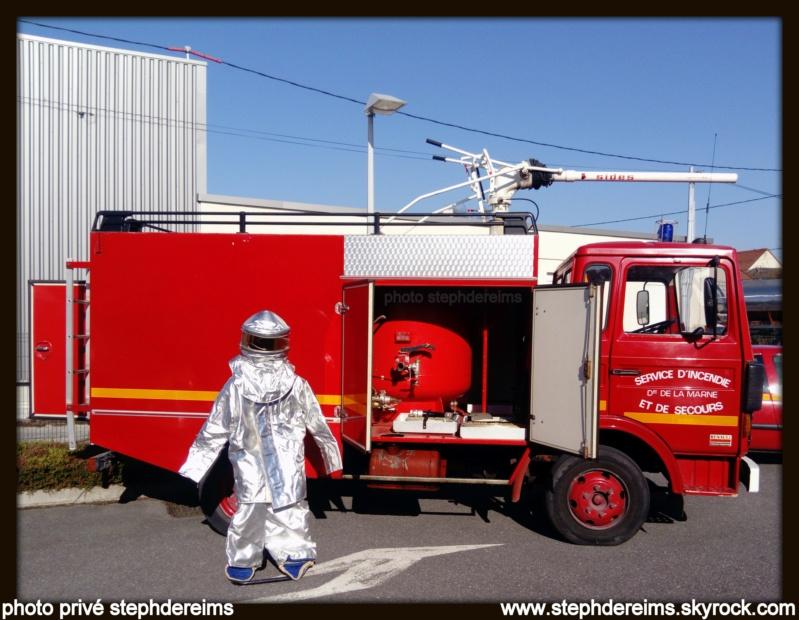 Portes ouvertes sapeurs-pompiers VERTUS 613