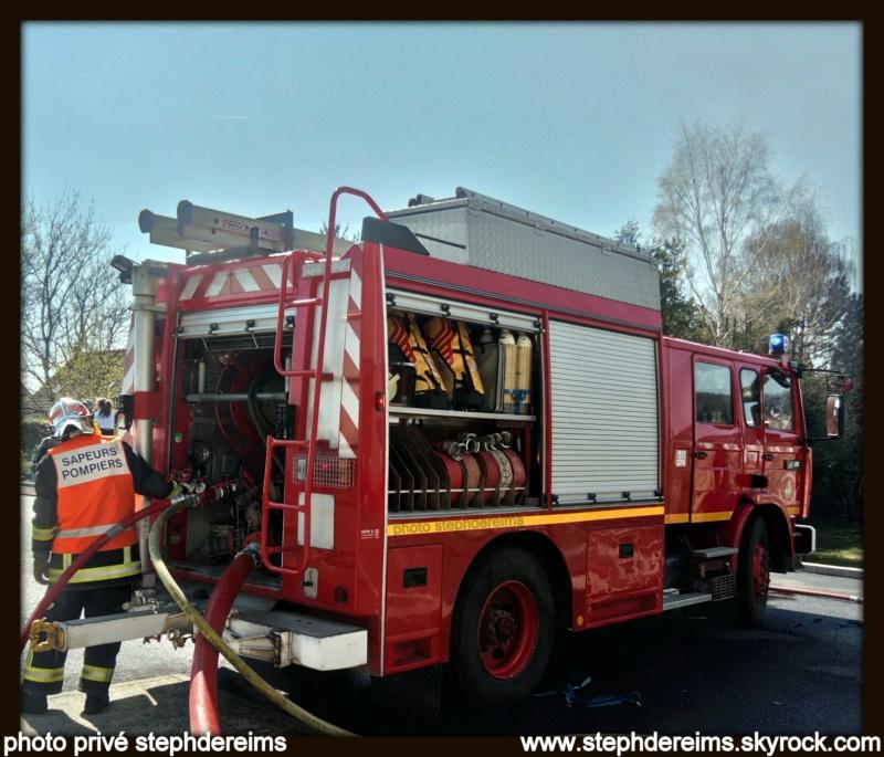 Portes ouvertes sapeurs-pompiers VERTUS 712