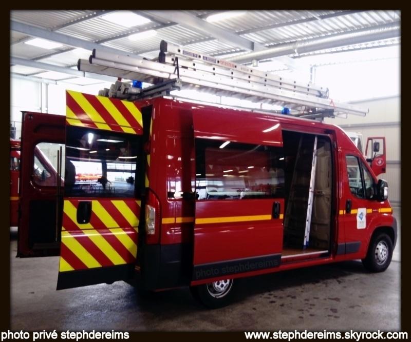 Portes ouvertes sapeurs-pompiers VERTUS 810
