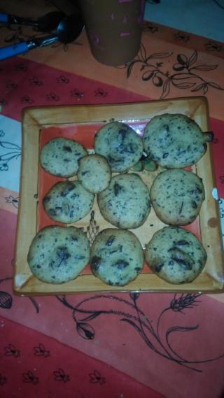 des cookies maison