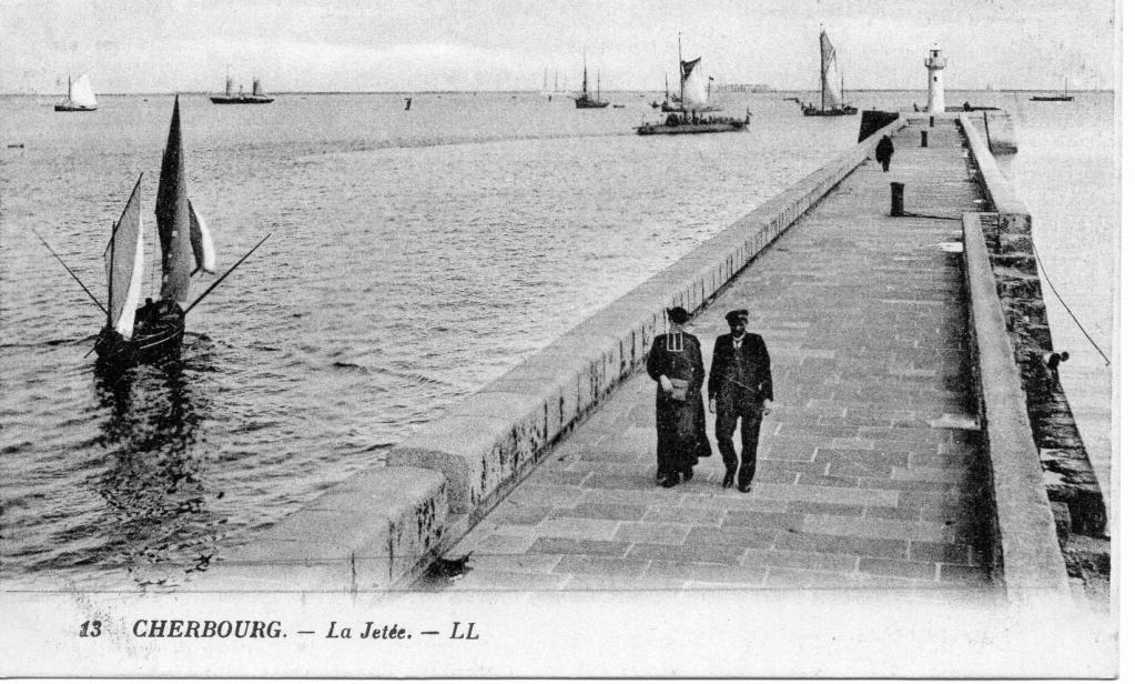 [Activité des ports hors Marine] LE PORT DE CHERBOURG - Page 19 Cherbo10