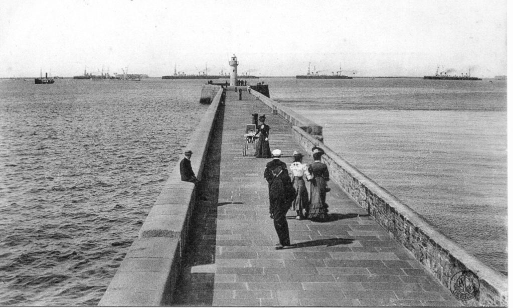 [Activité des ports hors Marine] LE PORT DE CHERBOURG - Page 19 Cherbo15