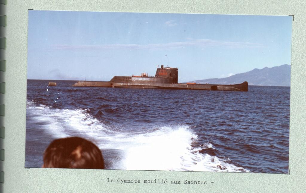 [ Les musées en rapport avec la Marine ] Sous-Marin Espadon (Saint-Nazaire). - Page 2 Gymnot14