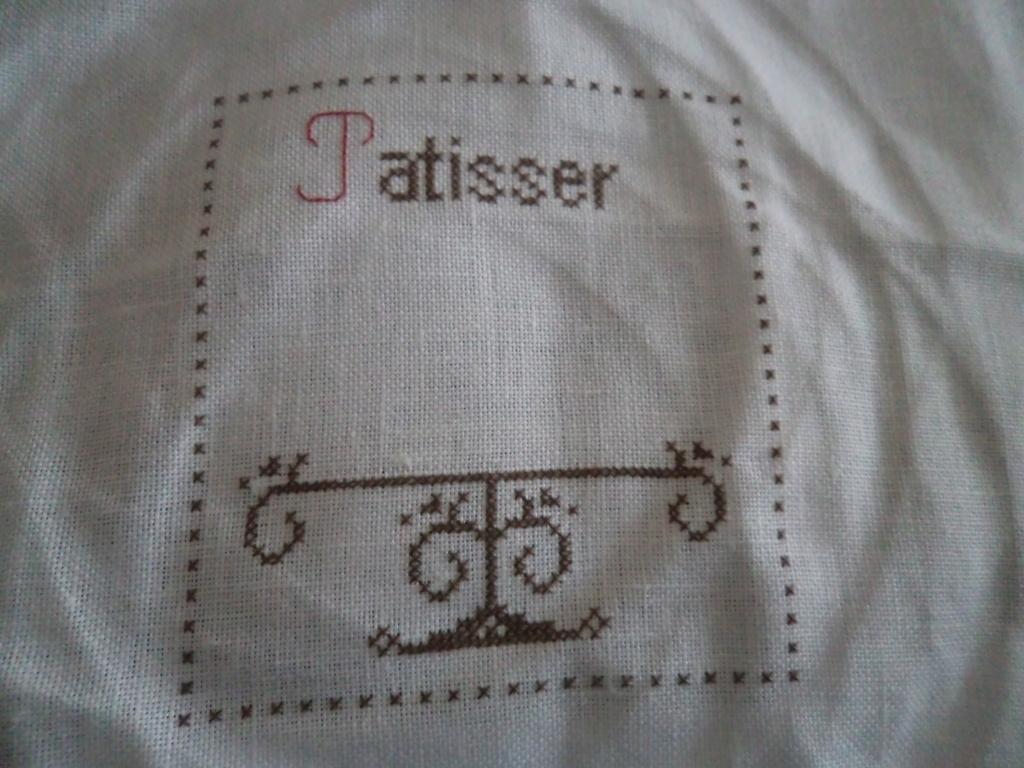 Patisser - Jenifer Lentini Etape111