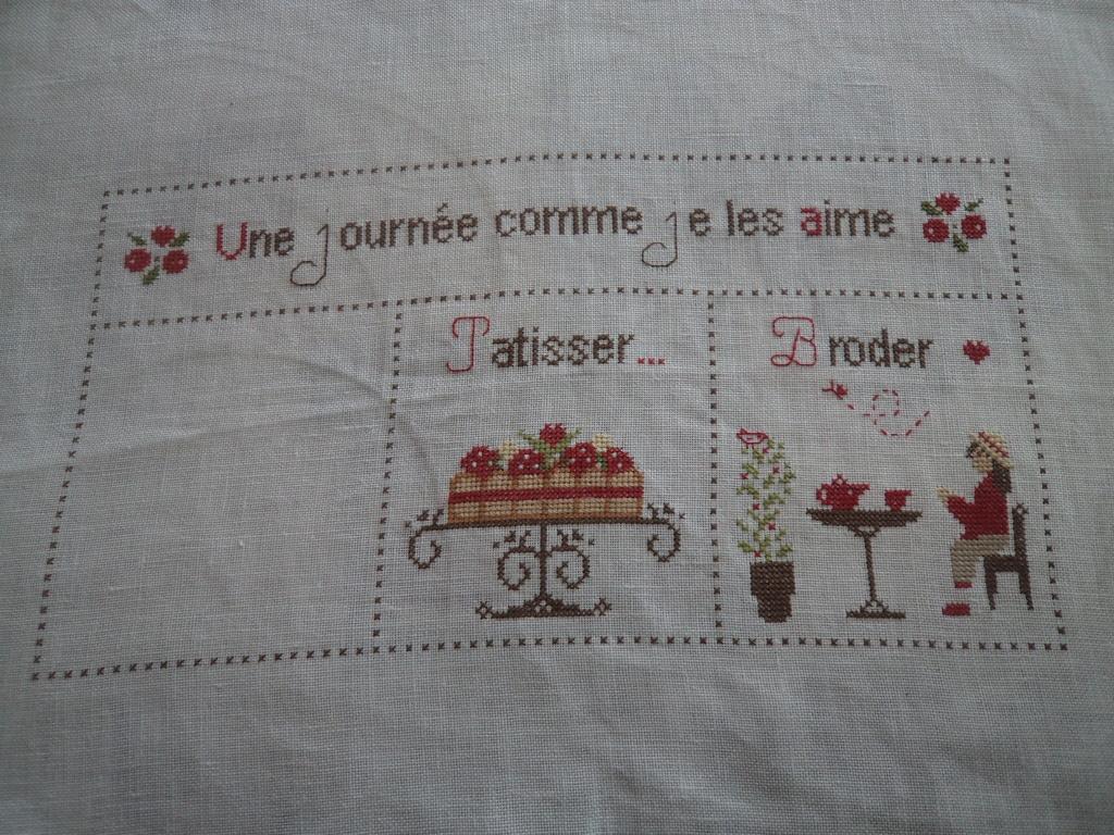 Patisser - Jenifer Lentini - Page 4 Etape510