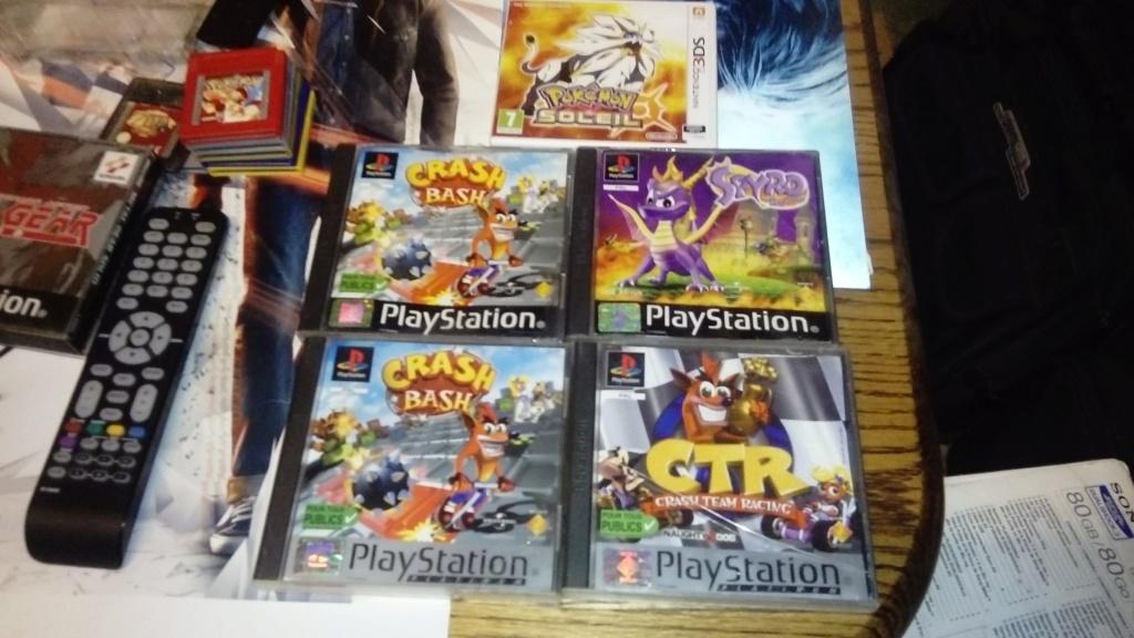 MAJ 03/11 [ECH] du GB en loose et quelques jeux PS1 Dsc_6719