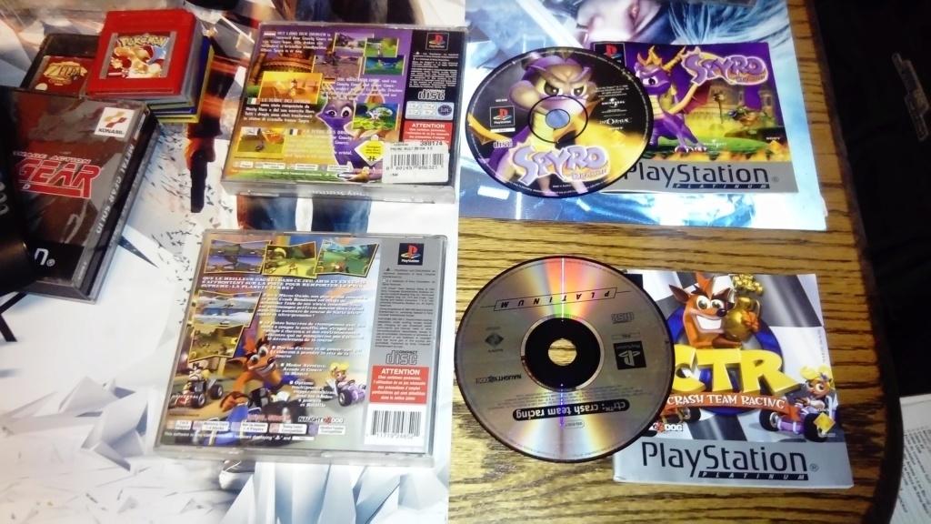 MAJ 03/11 [ECH] du GB en loose et quelques jeux PS1 Dsc_6720