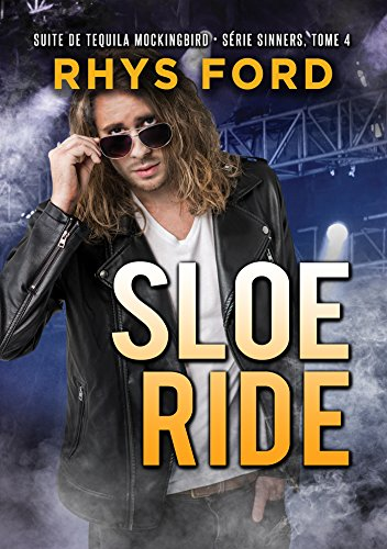 FORD RHYS - Spinners tome 4 : Sloe Ride Sloe10