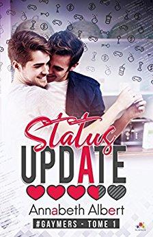 ALBERT Annabeth- Status update: #gamers tome 1 Status10