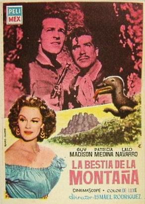 EL MONSTRUO DE LA MONTANA HUECA / Der Fluch vom Monte Bravo (1954) 00_f_v11