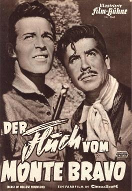 EL MONSTRUO DE LA MONTANA HUECA / Der Fluch vom Monte Bravo (1954) 00_f_v12