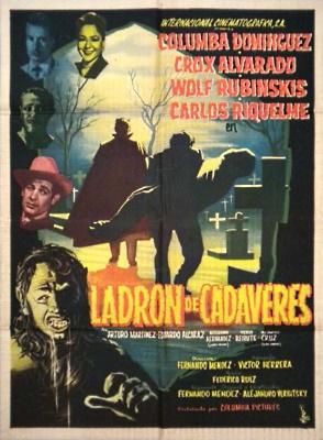 EL LADRÓN DE CADÁVERES / Schach dem Satan (1956) 00_s_d10