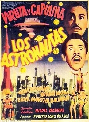 LOS ASTRONAUTAS (1960) Astron10