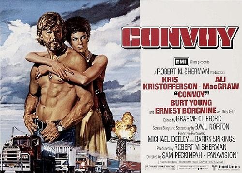 CONVOY (USA 1978) Convoy10
