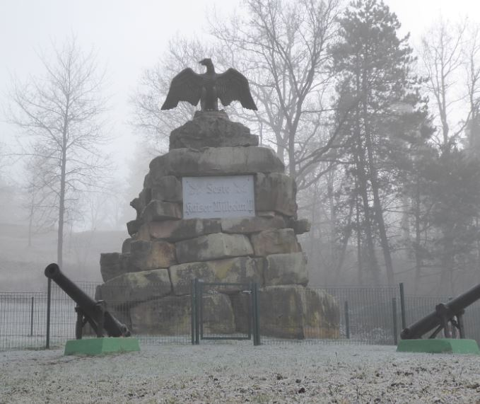 aigle à la gloire du Kaiser Guillaume II Kaiser11