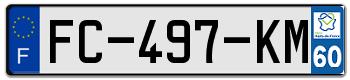FORD Plaqu123