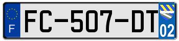 CHEVROLET Plaqu136