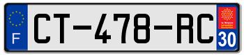CITROËN Plaqu176