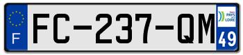 CITROËN Plaqu204