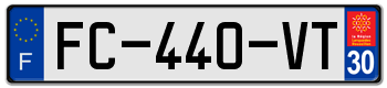 TOYOTA Plaqu211
