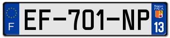 CITROËN Plaqu215