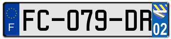 OPEL Plaqu240
