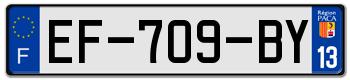 VOLVO Plaqu254