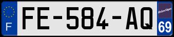 TOYOTA Plaqu264