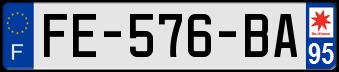 VOLVO Plaqu269