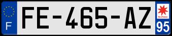 VOLVO Plaqu273