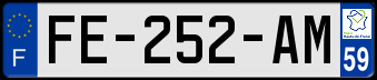 CITROËN Plaqu274