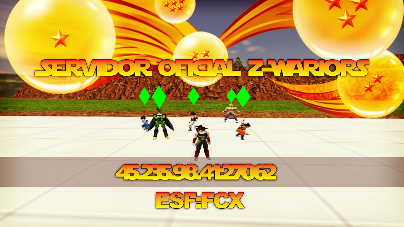 Servidor Oficial Warriors-Z ESF:FCX ! Server10