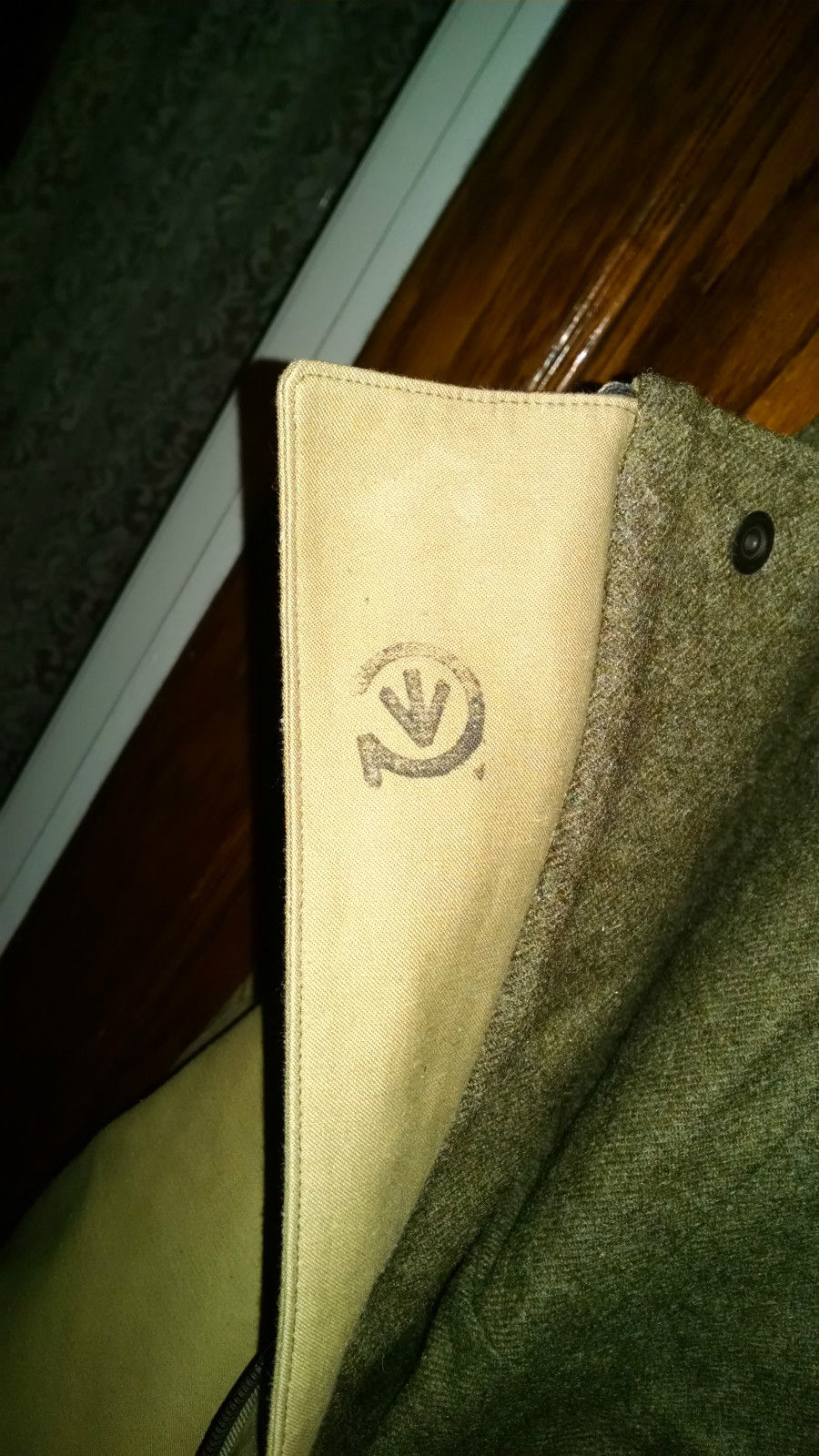 canadian WWII winter pants Yert10
