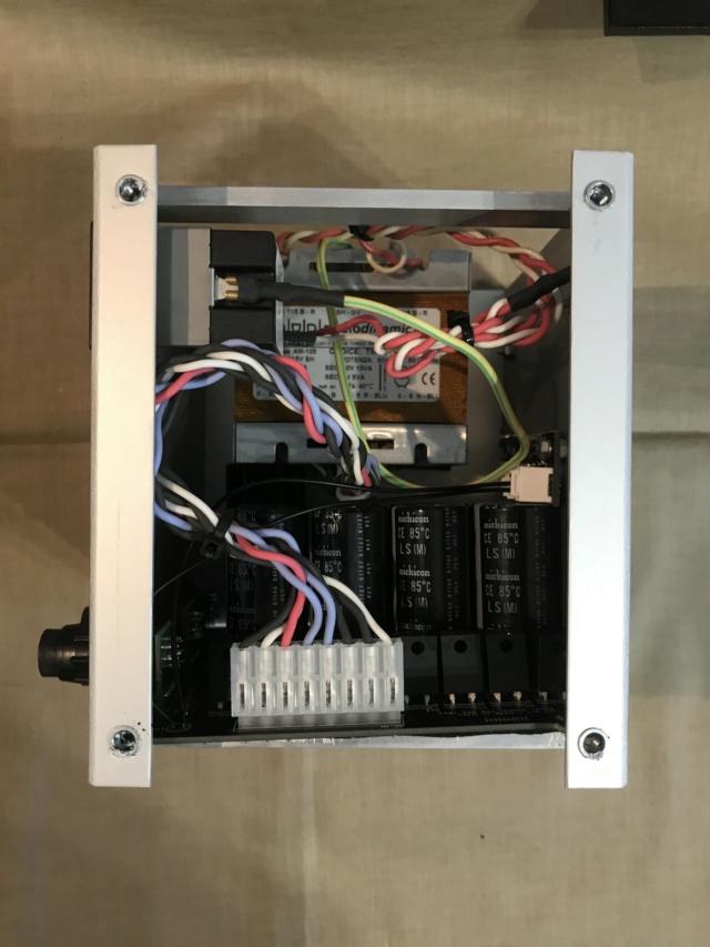 Audiodinamica BeCube Phono e SUT n.3 Alim_d10