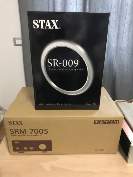 Amplificatore STAX SRM-700S Bb546810